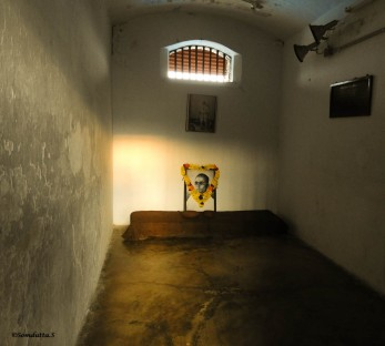 The Cell of Veer Savarkar who stayed in the Cellular Jail for 11 years!
