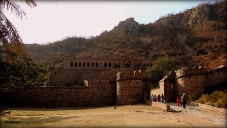 The Bhangarh Fort