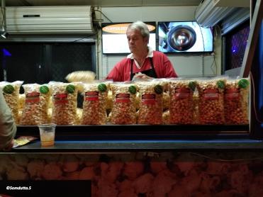 The Popcorn Man!